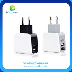 EU US UK plug universal high quality power adapter usb wall charger 10W for iPad 3/2/1 mini