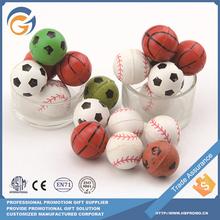 Colorful Football and Basketball Bulk Bouncing Ball for School