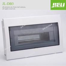 hot sale JIELI plastic circuit breaker box safety box