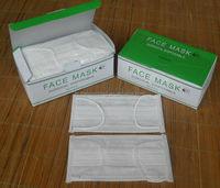 2014 hot sale Disposable nurse face mask for wholesale