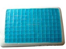 non-toxic adult memory foam cool aqua gel pillow