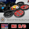 Newest 2.4G rc quadcopter intruder ufo 4 CH rc flying toys ufo