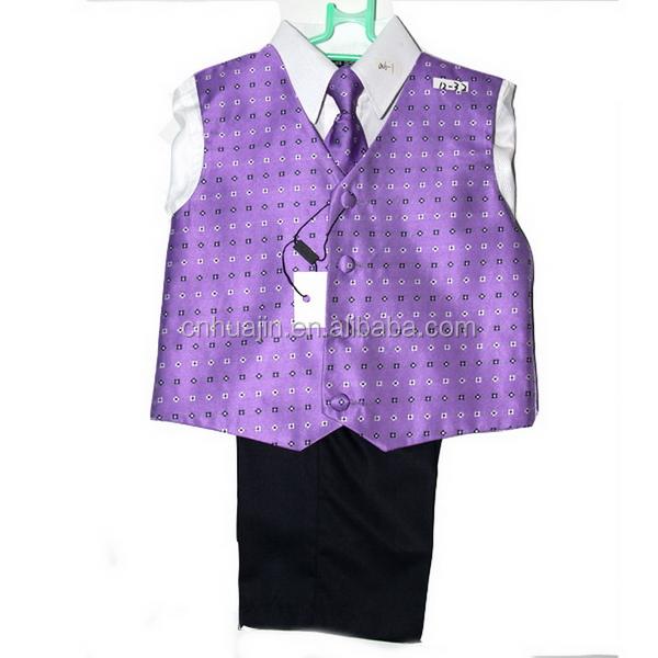 kids waistcoat(kids waistcoat)016