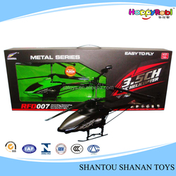 2.4GH 3.5 channel metal series rc helicopter