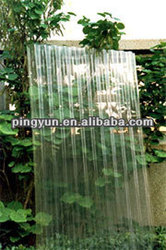 FRP plastic solar roof tiles tile roof sheets sheet for greenhouse