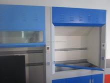 specially for school ,lab student , chemical -resistance , size customized fume cupboard