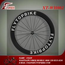 700C*23mm bike wheels with carbon hub 100% T700 3K/UD 50mm carbon fiber bicycles carbon wheels