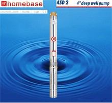 4SD quality deep well submersible pump 3 inch