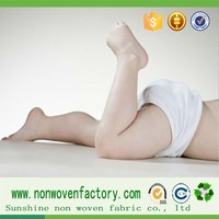 China super absorbent pp spunbond non-woven fabric,water absorbing material for diaper