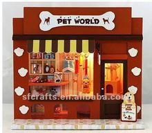 model house designs pet world