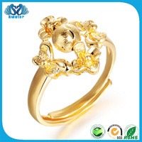 Fashion Accessories Wedding Rings Brazilian Gold Jewelry