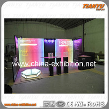 HOT selling CHINA aluminum portable display for trading