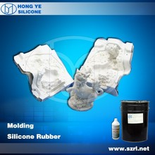 RTV-2 silicone rubber for plaster statues molds