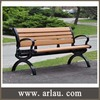 (FW43) Outdoor Park Recycled Plastic Bench