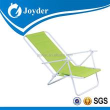 Factory best selling portable beach chair folding beach lounger