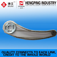 carbon steel european standard roller chains and sprockets