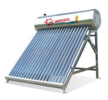 high Eficiency Solar Energy Water Heater/Solar Heating Systems Manufacturers