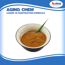 Technical grade chemical MG-3 calcium lignosulphonic /organic fertilizer manufacturer from China