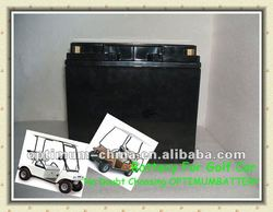 12V 60AH LiFePO4 Battery for trolley golf