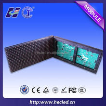 Timely delivery p10 single colore led module,outdoor p10 single colore led module