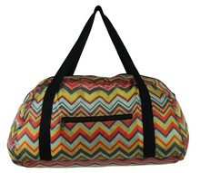 Economy 190T polyester foldable duffle bag, travel duffle bag