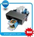 de alta velocidad automático de cd y dvd de la impresora l800 con 6 colores de tinta