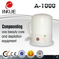 A-1000 modern paraffin wax heater for skin tender/hair removal instrument