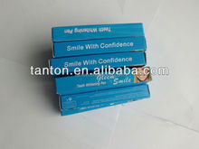 DENTAL TEETH WHITENING PEN WITH NICE RETAIL BOX