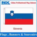 Eslovenia bandera nacional de la bandera de la bandera del mundo - 90 x 150 cm poliéster