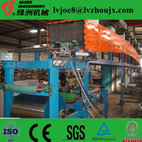 LV-500mm Low price bopp water-based glue coating machine(facroty price)