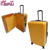 28 Inch Hard Plastic Kids Trolley Hard Case Luggage