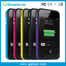 2016 New Products 2000mah for iPhone 4 Battery Extender Factory Cheap Price