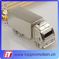 Big car shape high quality popular metal keychain