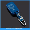 leather car key cover for land rover smart key cover, remote key cover with hot selling colors