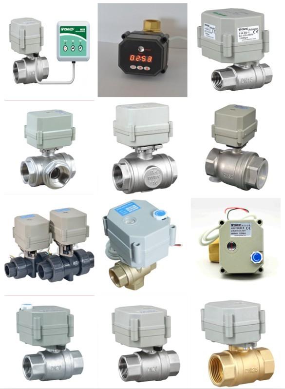 electric valves