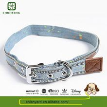 Customizable Odm Design Full Color Animal Product Copper Dog Collar