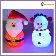 new year christmas items led christmas decoration