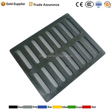 water grate water drain grate plastic gully cover