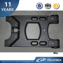 Spare tire mounting bracket For Jeep Wrangler JK 2007-2014 Spare tire rack Auto parts Car accessories