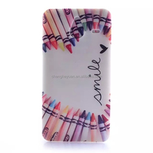 China supplier Print Soft TPU Gel Silicone Phone Case Cover for Nokia n640xl