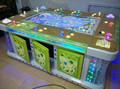 recreativos electrónicos deporte de interior máquina de juego de pescado