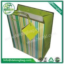 2015 verde reutilizables eco amigable bolsa de la compra venta caliente bolsa de embalaje