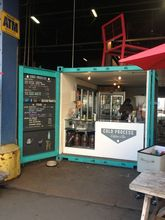 Portable Shipping Container Kiosk for Sale