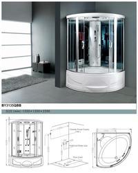 BY3135QBB Hot Sale Dubai Massage Rooms Adult Massage Rooms Supplier Massage Shower Room Factory