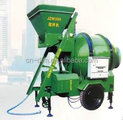 Zhengzhou JZM Concrete Mixer/soil cement mix/jzm 350 concrete mixer