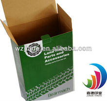 2015 wholesale high quality full colors printed carton box