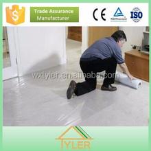 High Adhesive Plastic PE Floor Protector Film
