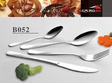 B052 18/0 18/10 Hot-sale Stainless Steel Restaurant Cutlery