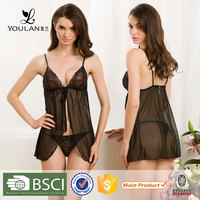 XL,L,M,S Fitness Hot Lady Satin Low Cost Chinese Style sexy indian night dress for women