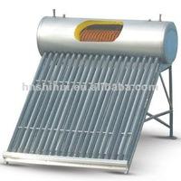 200L thermosyphon copper coil solar geyser